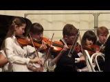 Выступление сосновоборского симфонического оркестра. Г. Свиридов - Тройка